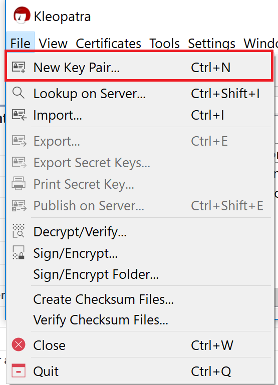 Encrypting Exporting And Sending Highfive Your Ssl Certificate